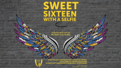 Sweet 16 Selfie Competition